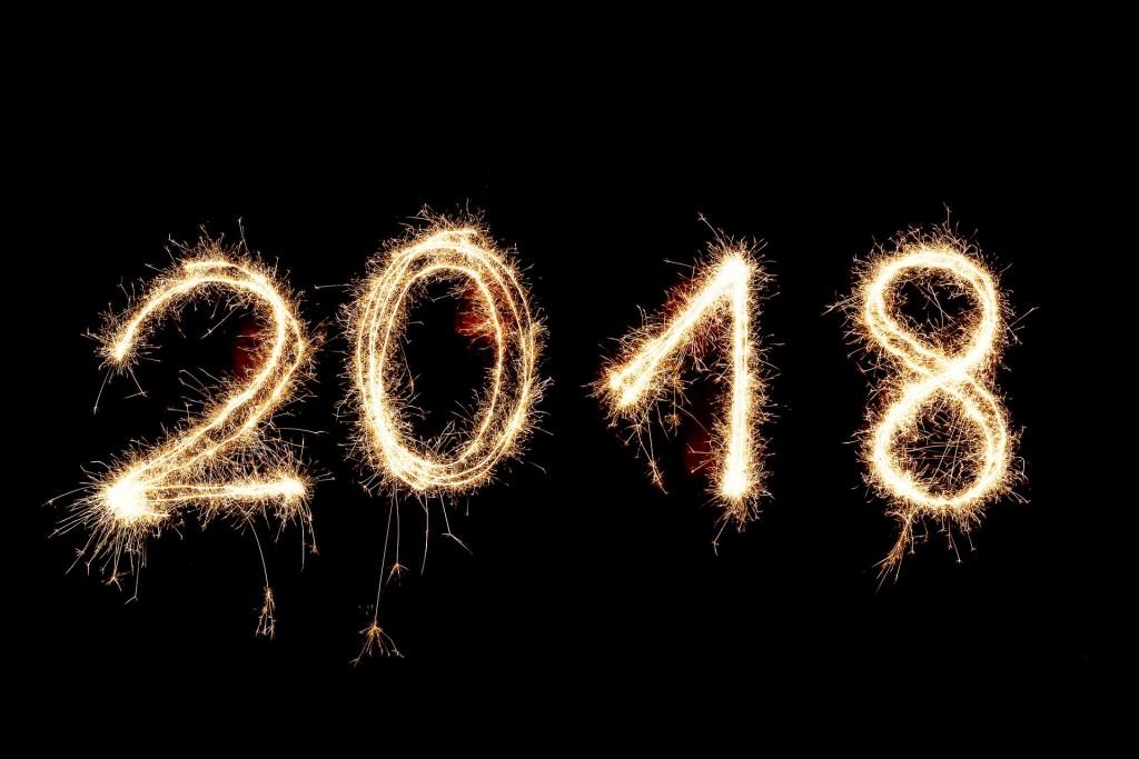 Einen schönen Jahreswechsel und guten Start in 2018