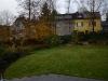 Blick vom Haus nach SW