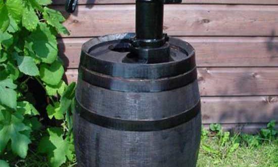 Bewässerung am besten mit Regenwasser